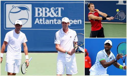 Johnson/Querrey-Russell/Young