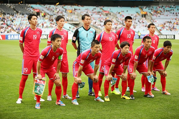 North Korea finished in 13th place in the 2015 AFC Asia Cup