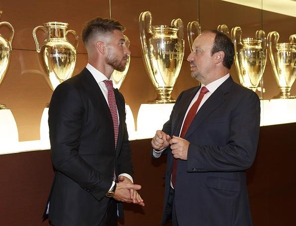 ¿Cuánto mide Sergio Ramos? - Altura - Real height 484331922-1444210611-800