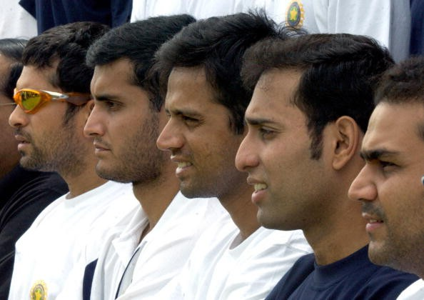 Image result for fab five indian cricket