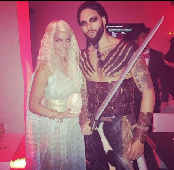 Page 4 , The Best NBA Halloween Costumes