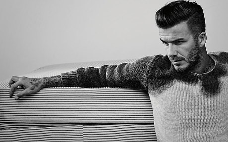 David Beckham has capitalised on his fame to earn a lot more money via image rights
