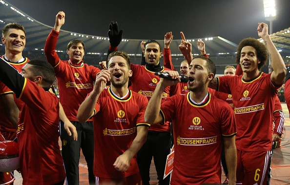 Image result for belgium FIFA ranking
