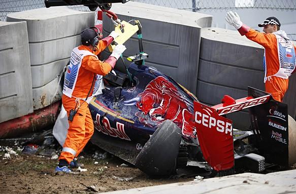 Toro Rosso racer Carlos Sainz Jr cleared to participate in Russian Grand Prix
