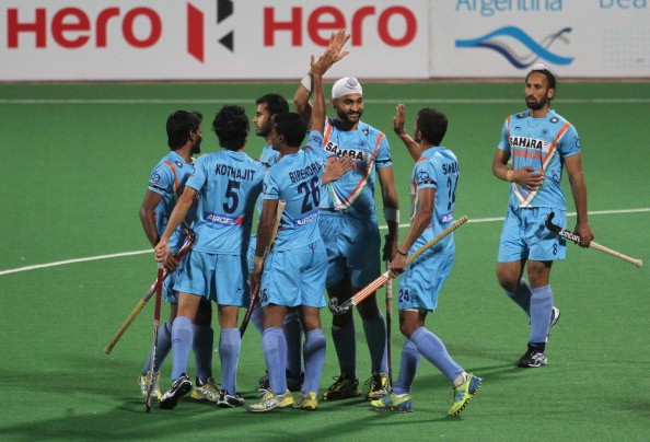 India beat New Zealand 3-1 to level four-match test series 1-1