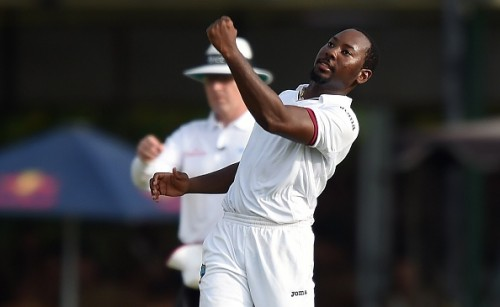 Jomel Warrican West Indies Cricket