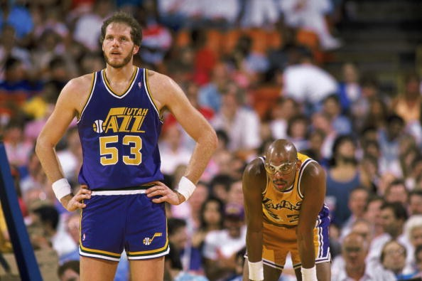 Tallest NBA Players
