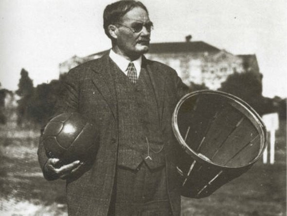 Who Invented The Sport Of Basketball