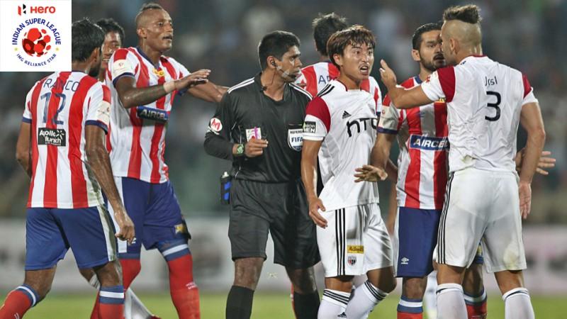 league indian super biggest rivalries looking kolkata atletico northeast encounters heated past had united football