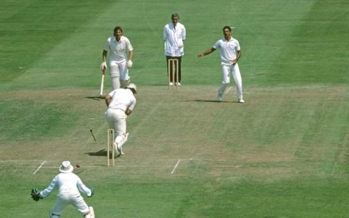 Mohinder Amarnath earned a man of the match award for his 2/27 & 46 in the 1983 semifinal against England