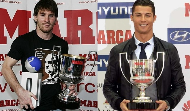 5 Players Apart From Ronaldo And Messi Who Could Realistically Win The Pichichi In 2015 16