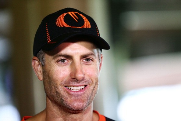 Image result for Simon katich in KKR