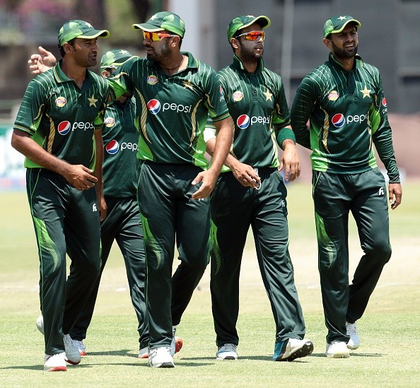 Pakistan Takes On England With One Eye On ICC Cricket