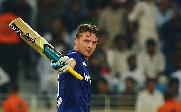 Stats: Jos Buttler's record-breaking ton crumbles Pakistan