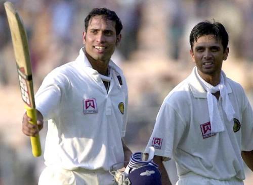 Image result for Ind vs Aus 2001 Test