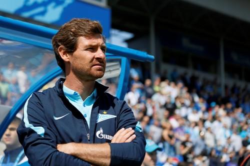 Andre Villas-Boas tactics