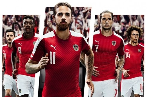 sports shoes f87e8 291cc Page 6 - Teams unveil their official kits for Euro 2016