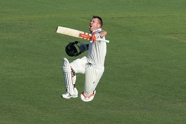 Southee's availability makes no difference as Warner continues dominance over New Zealand