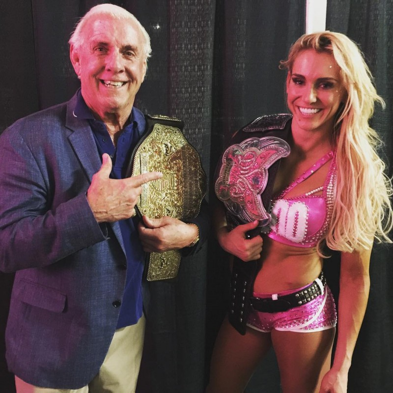 Ric Flair To Appear On Monday Night Raw Tonight