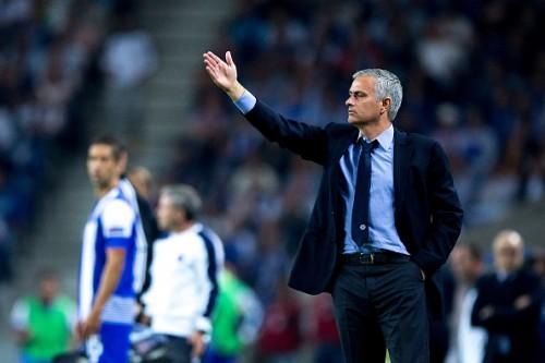 Jose Mourinho tactics