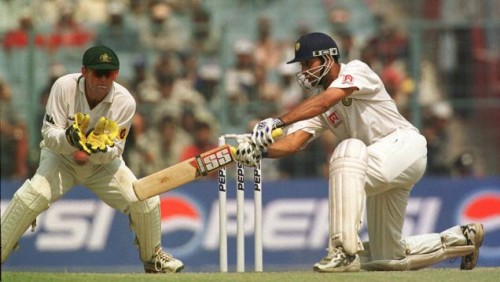 VVS Laxman has always been scintillating against the dangerous Aussie bowling attack