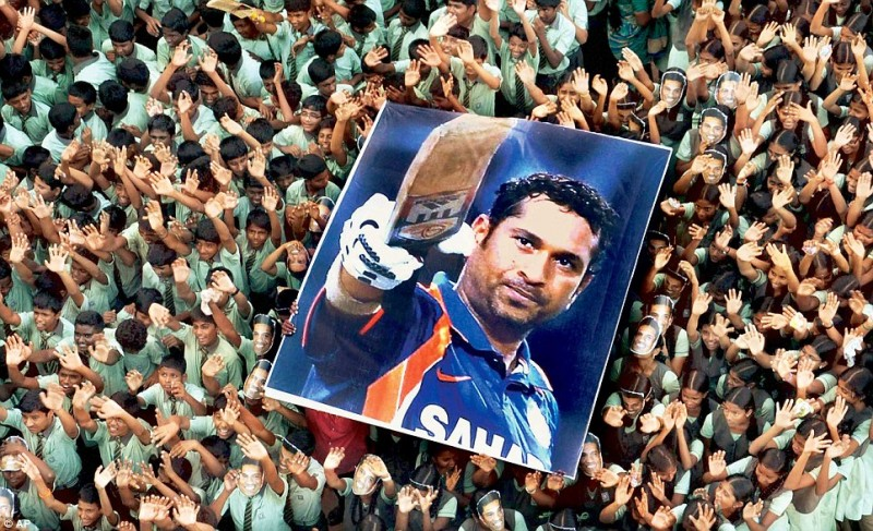 Image result for sachin the great