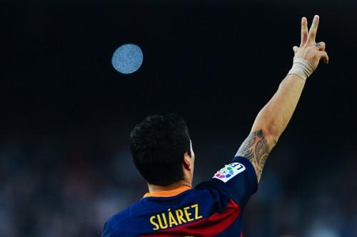 Suarez Villareal Barcelona