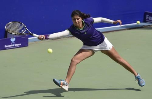 Prerna Bhambri Indian Tennis 2015