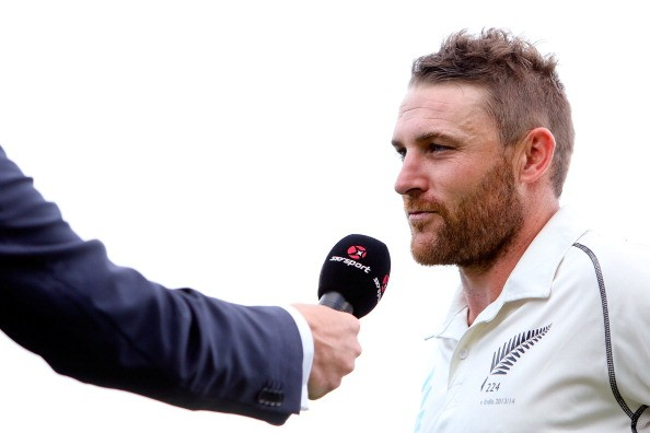 Stats: Brendon McCullum breaks the world record for most consecutive Test matches since debut