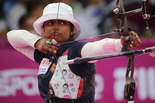 Deepika Kumari Indian Archer