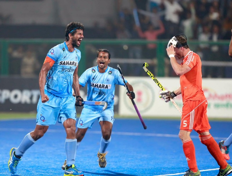 Hockey World League finals: India overcome the Netherlands in a fascinating match to win the Bronze medal