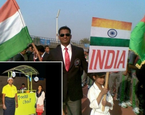 Imran Sheikh cricketer kachori seller