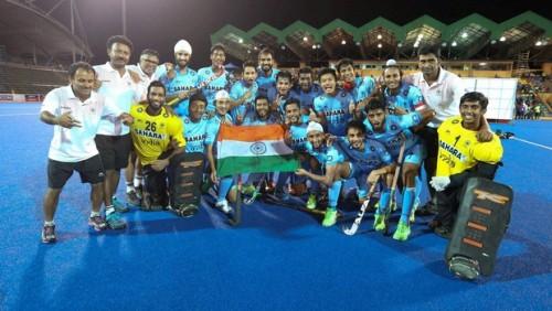 Indian junior men's Asia Cup