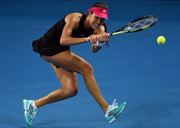 Ana Ivanovic UAE Royals