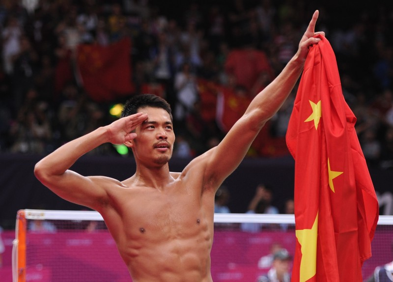 A Tribute To Lin Dan The God Of Badminton