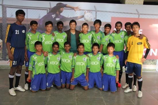 Parikrma Champions League 2015 Baichung