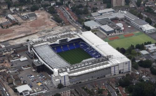Roman Abramovich Tottenham White Hart Lane