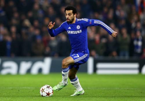 Mo Salah Chelsea