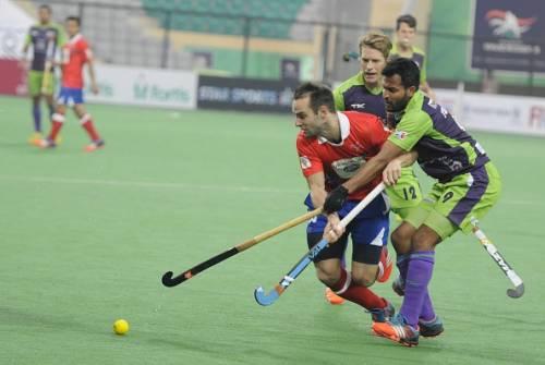hockey india league 2016