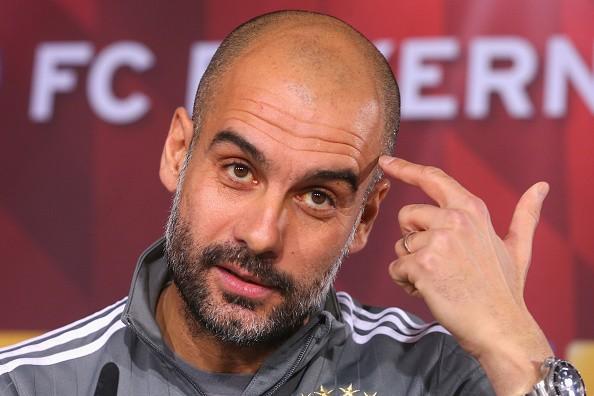 Tactical Analysis: Pep Guardiola's 2-3-5 at Bayern Munich