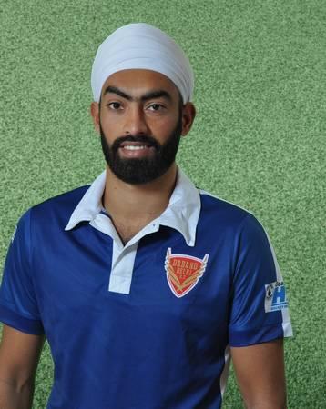 Gurmail Singh Dabang Mumbai Hockey India League