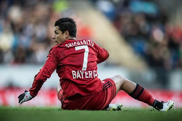 Javier Hernandez Liverpool