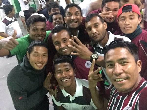 Bagan win