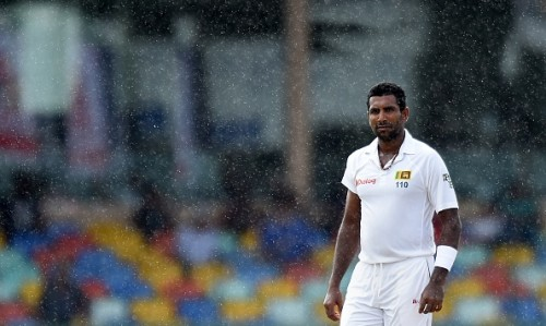 Dhammika Prasad Sri Lanka Test cricket