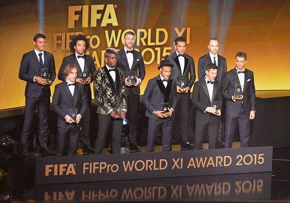 productions fifpro world xi - photo #5