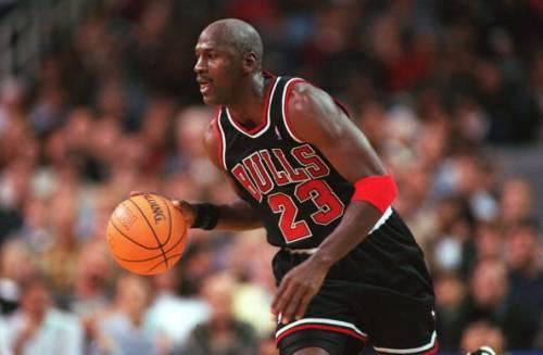 Michael Jordan college career