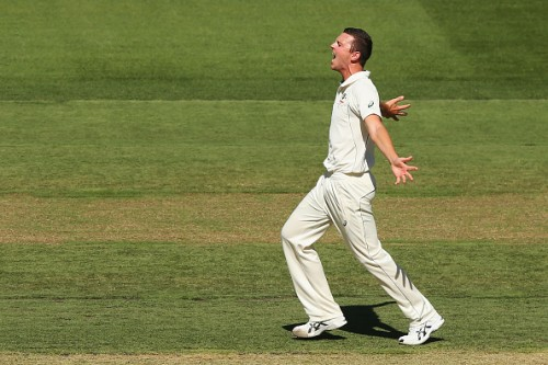 Josh Hazlewood Test cricket