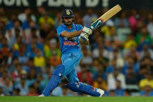 Manish Pandey India Australia ODI 2016