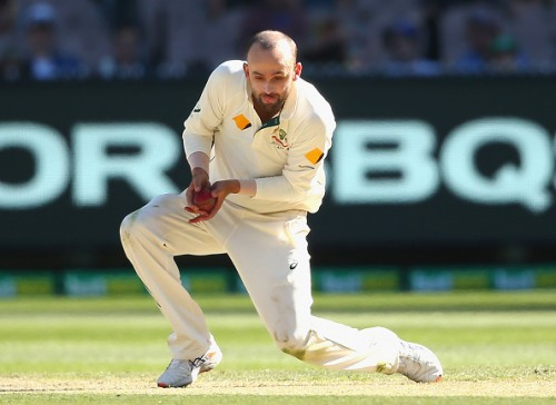 Nathan Lyon Test cricket