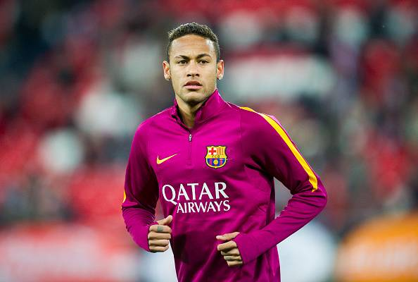 d883e7ad3b2c Video  Barcelona forward Neymar blasts journalist over reports of ...